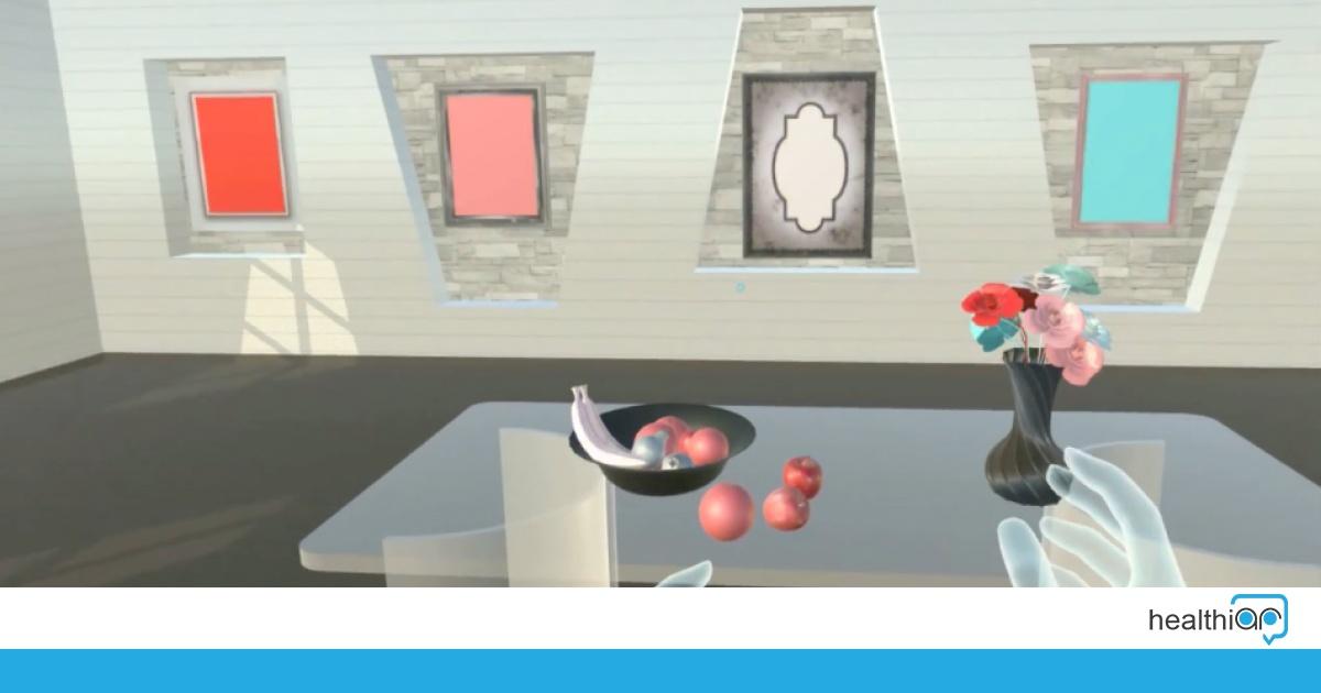ColorVisionVR Visualizes Color Blindness