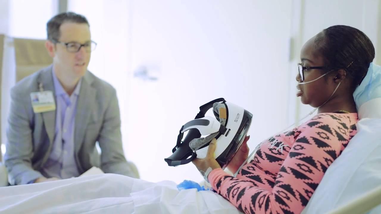 AppliedVR brings therapeutic VR to Cedars-Sinai – healthiAR+